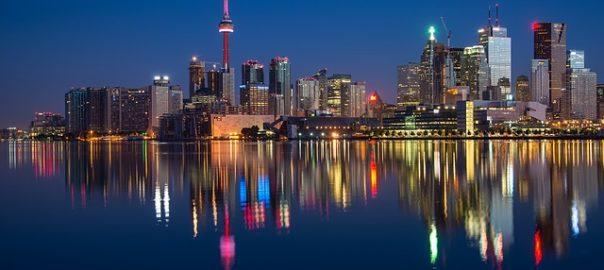 בניינים בקנדה
